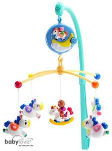 Musical Baby Toys For The Crib Babylove Musical Mobile Plastic Toys 12 Play