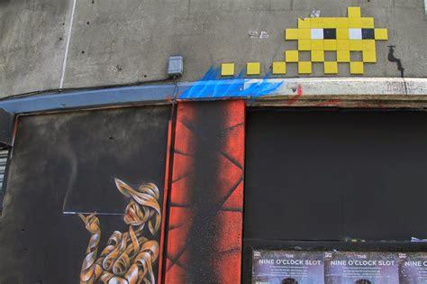travelmarx london graffiti  street art