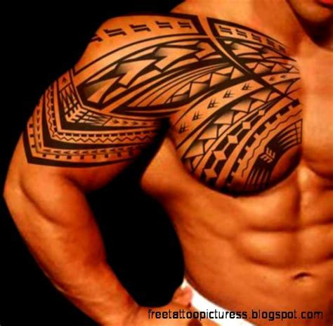 traditional samoan tattoo tatoo free pictures