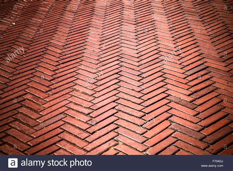 c pattern brick outdoor brick pavers laid in herringbone pattern stock photo royalty free image 90358034 alamy