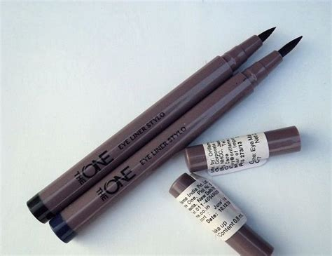 Eyeliner Oriflame The One 6 best and makeup products in india 2014 new