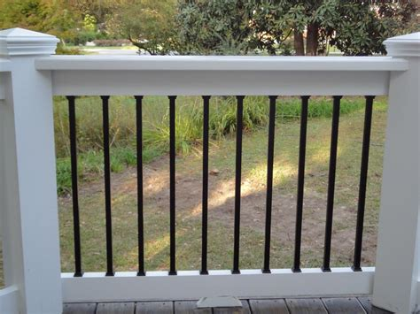 Porch Railing Spindles Balusters Spindles Deck Porch Railings Decking 2017