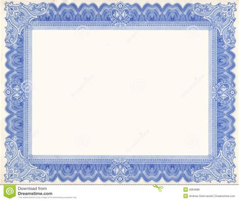 12 fancy certificate border designs blank certificates