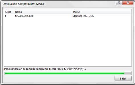 berikut ini adalah file format audio kecuali memutar audio dan video di presentasi anda tanpa masalah