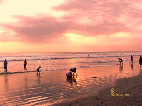 kuta beach bali tourist places places  stay