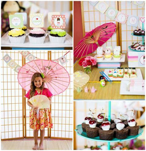 japanese themed decorations kara s ideas japanese kokeshi doll planning