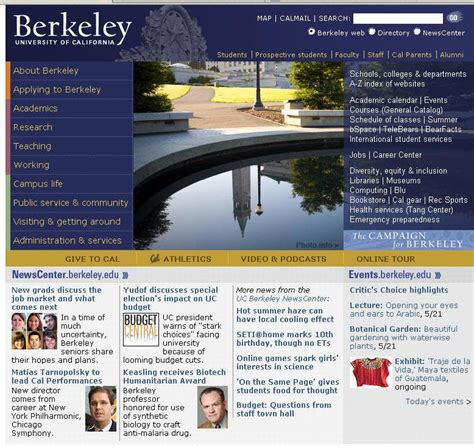 Usc Mba Program Gpa Requirement by Of California Berkeley Average Sat And Act