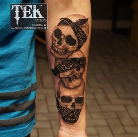 wicked skull tattoo designs 56 best images about hear no see no speak no evil on