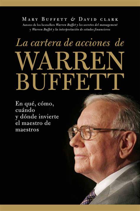 libro el tao de warren warren buffett y la interpretacion de estados financieros invertir en empresas con ventaja
