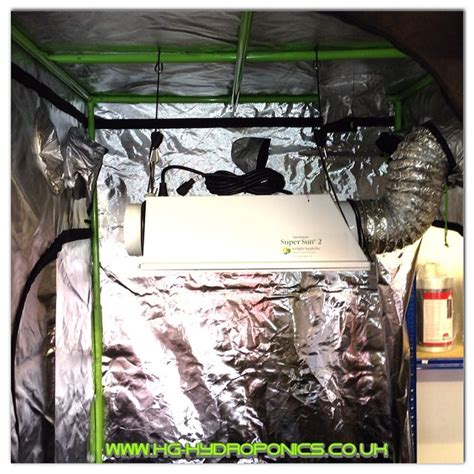 heat problems in your grow room air cooled reflectors are