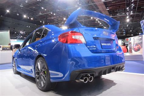 2020 subaru sti news the 2020 subaru wrx and wrx sti will keep their manuals
