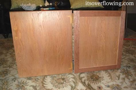 flat kitchen cabinet doors makeover 16 best restain kitchen cabinets images on pinterest
