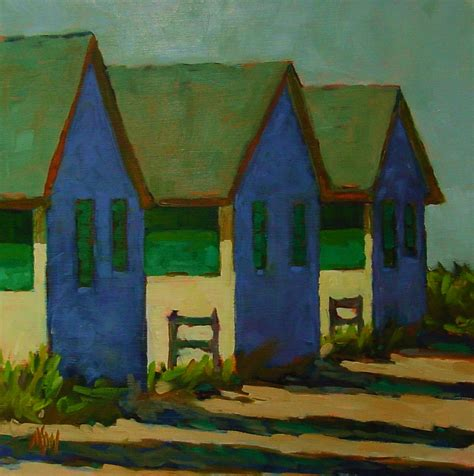 days cottages truro just painting july 2010