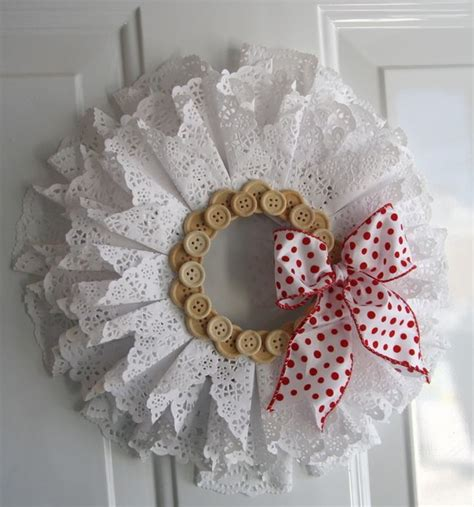 Crafts With Paper Doilies - 17 best ideas about paper doily crafts on