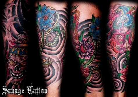 tattoo orientales oriental tattoo by savagetat2 on deviantart
