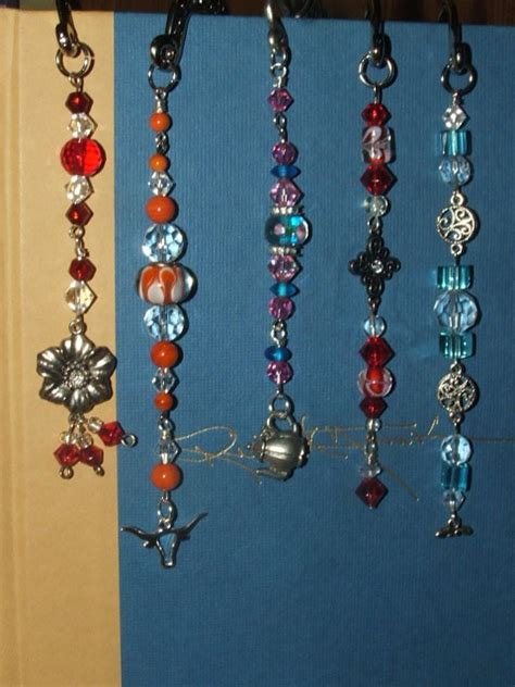 Handmade Beaded Bookmarks - 670 best bookmarks images on