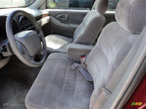 1998 Chevy Lumina Interior by Gray Interior 1996 Chevrolet Lumina Standard Lumina Model
