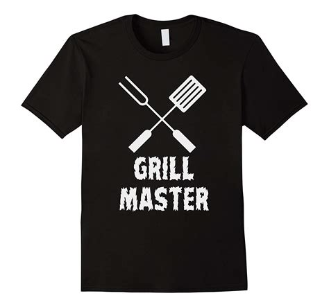 T Shirt The Grill Master by Grill Master Tshirt Artvinatee