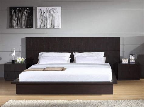Bedroom Headboards Designs Designer Upholstered Beds Contemporary Headboards For Beds On Bedroom Design Ideas With K