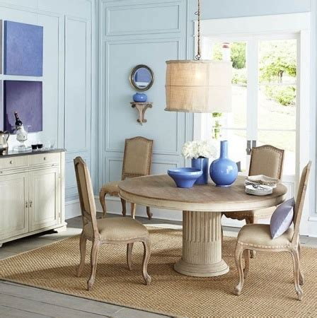 Round Table Dining Room Furniture 17 Best Images About Sitting Pretty On Pinterest Kitchen