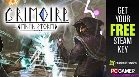 Pc Gamer Giveaway - grimoire manastorm pc game free steam key download most i want