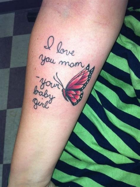 cool mom tattoos 50 coolest memorial tattoos