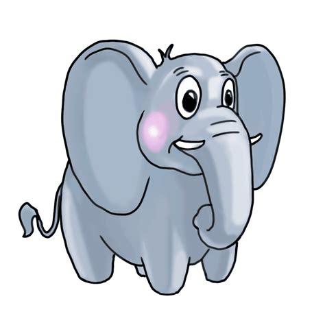 Gajah Lucu update gambar kartun gajah lucu terkini gambar kartun