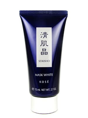 Notes On Seikisho Mask White by Seikisho Mask White By Kose