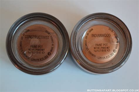painting mac buttons apart mac paint pot in indianwood and