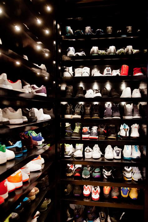 Sneaker Closet by 301 Moved Permanently