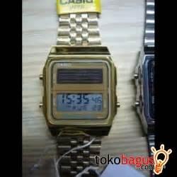 Jam Casio Solar Rantai jam tangan stainless retnoyuniarti s