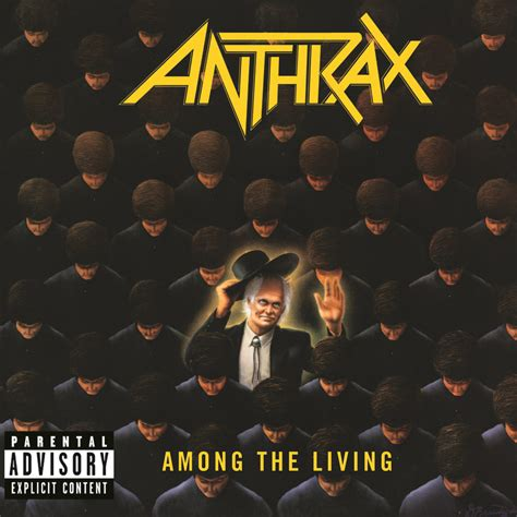 only anthrax anthrax among the living lyrics genius lyrics