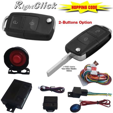 Cobra Auto Alarmanlage by Car Alarm Remote Central Lock Immobiliser Vw Al851 2hc Ebay