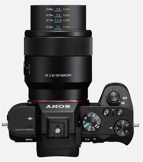 Sony Alpha 7 Ii Fe 50mm F1 8 F sony announces a new 50mm fe f 2 8 macro lens sonyalpharumors sonyalpharumors
