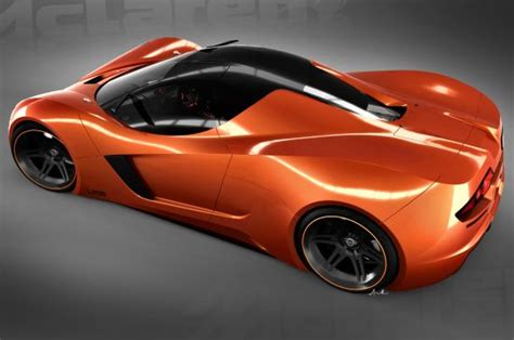 mclaren lm5 concept mclaren lm5 reviving the style and precision of the