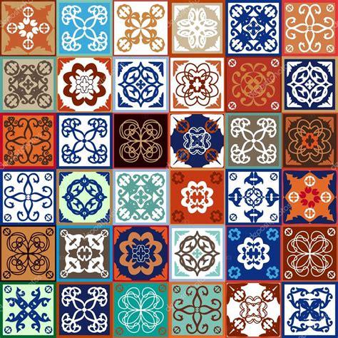 piastrelle colorate piastrelle di ceramica smaltata mega set piastrelle
