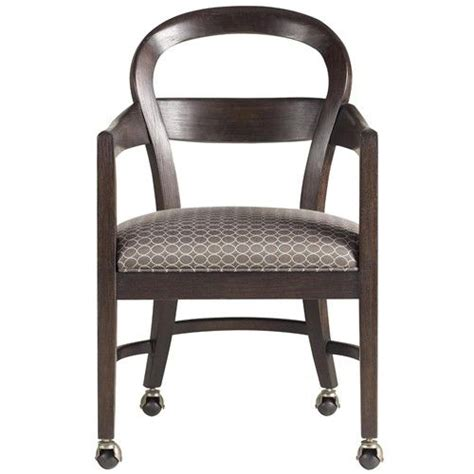 The Classic Portfolio Modern Dining Club Chair With Dining Chair With Wheels