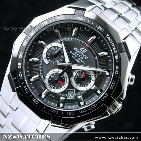 Jam Tangan Casio Edifice Ef 540 buy casio edifice chronograph series 100m ef 540d 1av