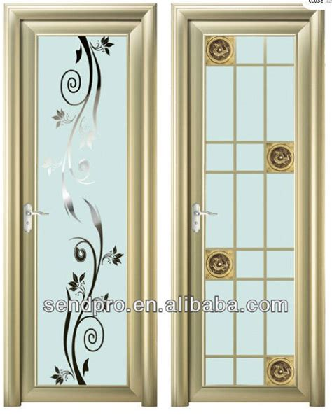 bathroom door designs modern bathroom door design with aluminum glass door frame