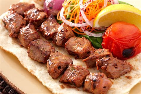 Charcoal & Grilled (Iranian /Arabic)  Foodlands Menu