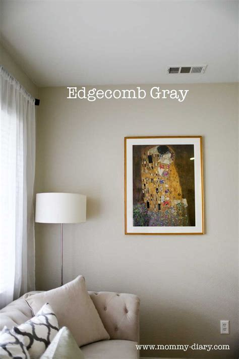 25 best ideas about benjamin edgecomb gray on neutral bathroom paint pewter