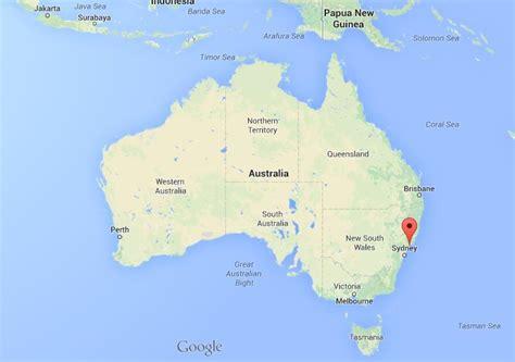 newcastle australia map sydney australia map browse info on sydney australia map