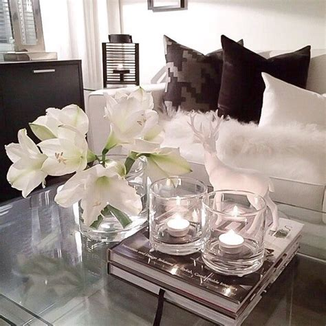 living room table decor decor inspo coffee table ambiance bellemocha