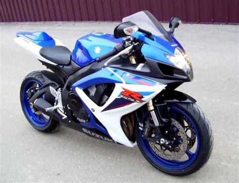 Suzuki Gsx R 600 2007 2007 Suzuki Gsx R 600 Image 3