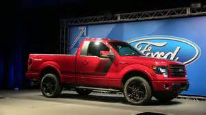 Ford Sport Truck Ford Debuts 2014 F 150 Tremor Turbo Charged