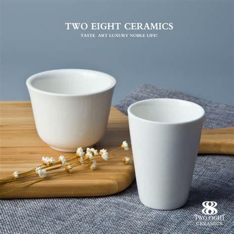 Handleless Coffee Mugs for sale white coffee mug no handle white coffee mug no