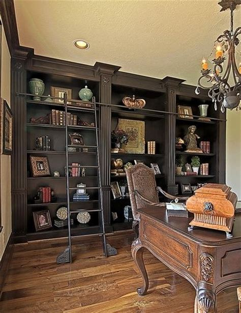 floor to ceiling bookcase with desk 85 best images about library ladders and bookshelves on
