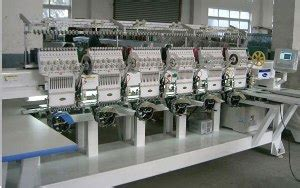 Mesin Bordir Industri sejarah perkembangan mesin bordir pusat pembuatan kemeja bordir bandung
