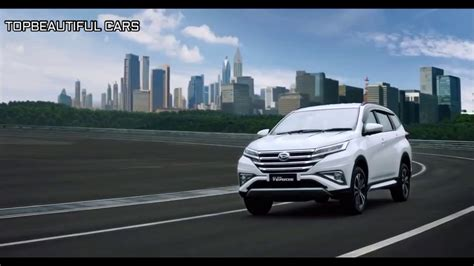 interior new terios 2018 all new daihatsu terios 2018 review exterior interior