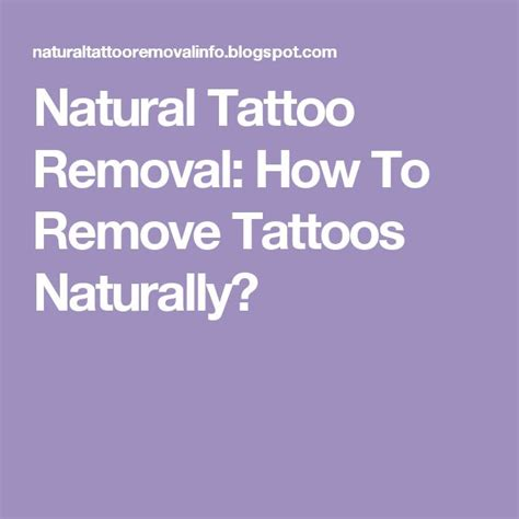 how to naturally remove tattoos best 25 removal ideas on concealer